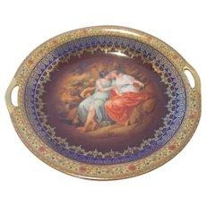 CZECH Decorative Plate