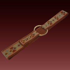 Vintage Peruvian Connection Pima Cotton Belt