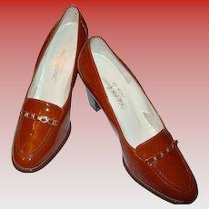 Vintage Saks Fifth Avenue Career Shoe