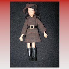 Private Ida Deluxe Reading Doll