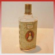 Vintage Kloster Frau Cologne Bottle