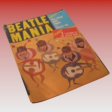 Beatle Mania The Authentic Photos Vol 1, No. 1, 1964