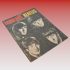 Meet The Fabulous Beatles Souvenir Song Album