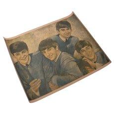 Vintage Leo Jensen Beatles Litho