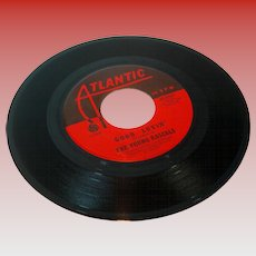 Young Rascals 45 RPMS