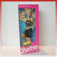 Golden Evening Barbie, Never Removed From Box