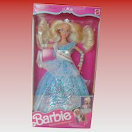 Vintage 1991 American Beauty Queen Barbie #3137 NIB