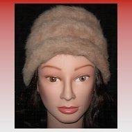Triple Tier Wool Hat