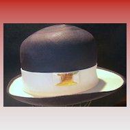 Vintage Leslie James Hat from Lord & Taylor