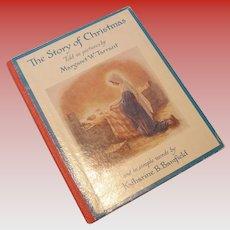 """The Story of Christmas"" by Tarrant/Bamfield...Circa 1952"