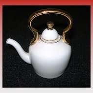 Mini Porcelain Tea Pot