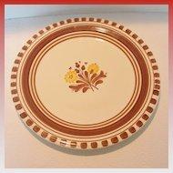 Vintage Vernon Kilns Gale Turnbull Platter T-630
