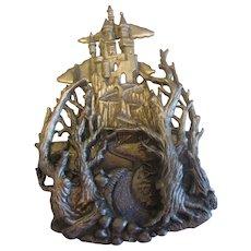 J.J Castle pin in 3D