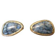 Accessocraft Art glass earrings