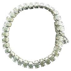 Wonderful Kramer Rhinestone bracelet