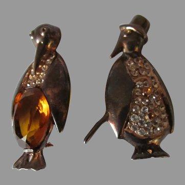 Sterling Penguin set