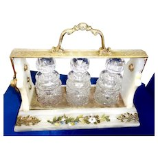 Antique Betjemann Scent Perfume Tantalus