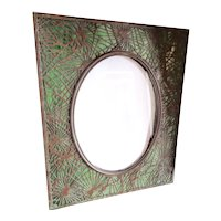 Tiffany Studios Pine Needle  LargePicture frame