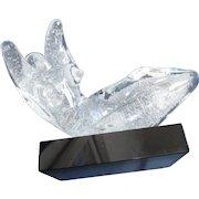 Original Murano Glass Sculpture by Andrea Taglipietra