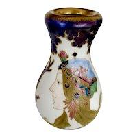 Amphora Princess vase RSTK Mark