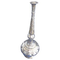 Antique silver Persian Rosewater sprinkler