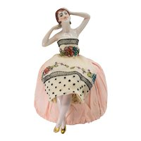 German Pin Cushion Half Doll