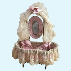 Antique French Doll Accessory