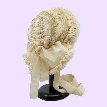 Antique Doll Hats