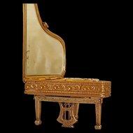 """Scarce Collector's Book Piece """"Sonata"""" Grand Piano Compact  by Pygmalion"""