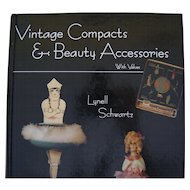Vintage Compacts & Beauty Accessories Book by Lynell Schwartz * A Schiffer Book for Collectors