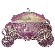 ULTRA RARE Weidlich Bros Carriage Compact 1920's