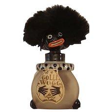 1920 French Golliwogg Vingy Perfume Bottle