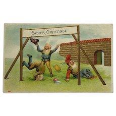 The Gnomes Easter Celebration