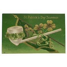 St. Patrick's Day Souvenirs Postcard