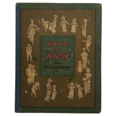 Under The Window After Kate Greenaway