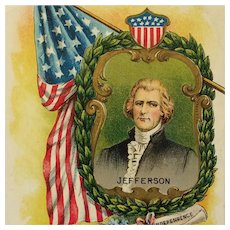 July 4th With Thomas Jefferson
