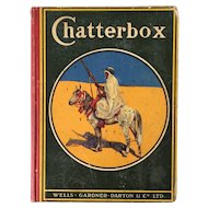 Children's Book- Chatterbox 1929
