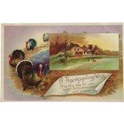 Thanksgiving Turkey Parade