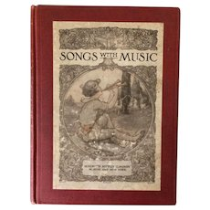 Songs With Music Vol. V-1920