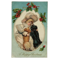 Christmas Treats For Pretty Girl's Doggies