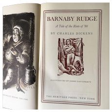 Barnaby Rudge- Charles Dickens