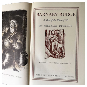 Barnaby Rudge- Charles Dickens