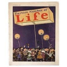 Life Magazine- Oct. 30, 1924