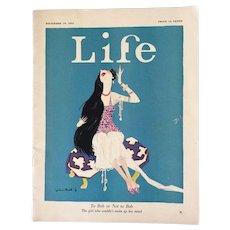 Life Magazine- December 1924