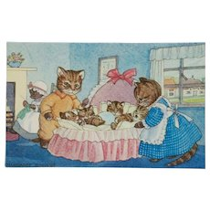Cat's Cradle- Margaret Tempest