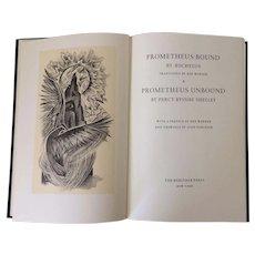 Prometheus Bound And Prometheus Unbound