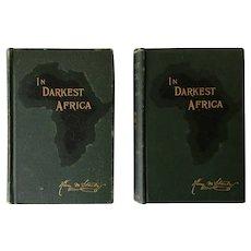 In Darkest Africa- Henry M. Stanley