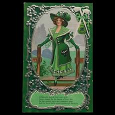 St. Patrick's Day With Irish Lass