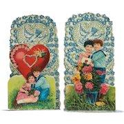 Two Pop Up Valentines-1927