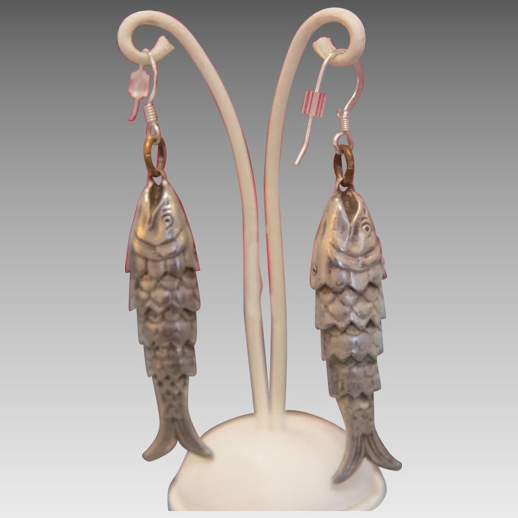 catawiki antique bfed kavels earrings silver